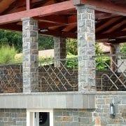 ročno kovana balkonska ograja